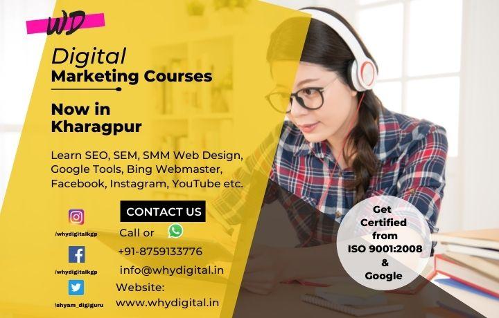 Digital Marketing Courses in Kharagpur
